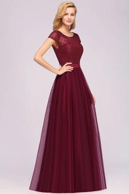 Chiffon Jewel Sleeveless Floor-Length Bridesmaid Dresses with Ruffles_4