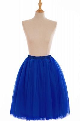 Nifty Short A-line Mini Skirts | Elastic Women's Skirts_13