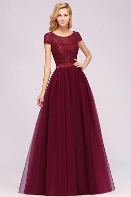 Chiffon Jewel Sleeveless Floor-Length Bridesmaid Dresses with Ruffles_1