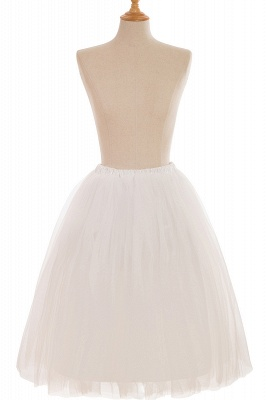 Nifty Short A-line Mini Skirts | Elastic Women's Skirts_2