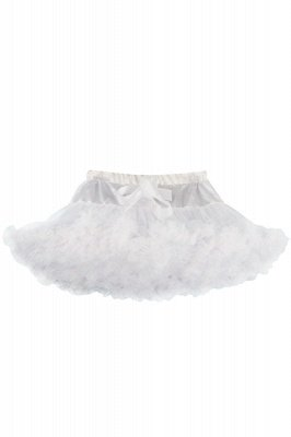 Marvelous Tulle Mini A-line Skirts | Elastic Bowknot Women's Skirts