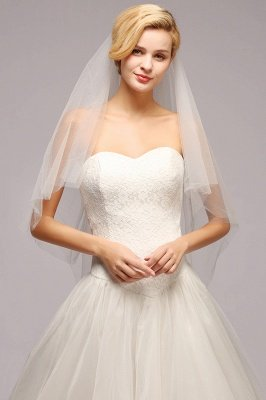 Excellent Lace Tulle Cathedral Wedding Veils | Bridal Veils_5