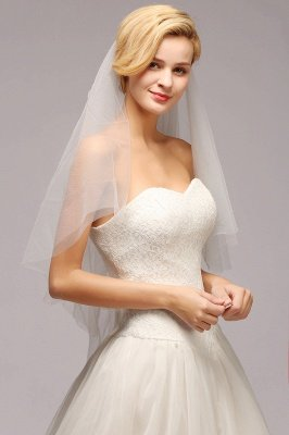 Excellent Lace Tulle Cathedral Wedding Veils | Bridal Veils_6