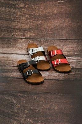 Sandals Rome Style Summer Sandals 2021 Flip Flops Plus Size Flat Sandals Beach Casual Shoes