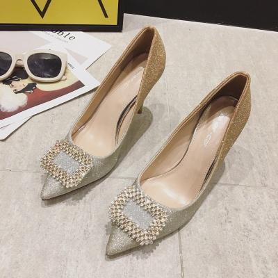 Elegante Stilettos Party Girls Damen Damen High Heel Schuhe_6