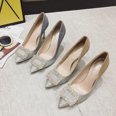 Elegante Stilettos Party Girls Damen Damen High Heel Schuhe_5