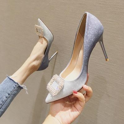 Elegante Stilettos Party Girls Damen Damen High Heel Schuhe_1