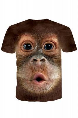 Men's Big Face Baby Orangutan T-Shirt_4