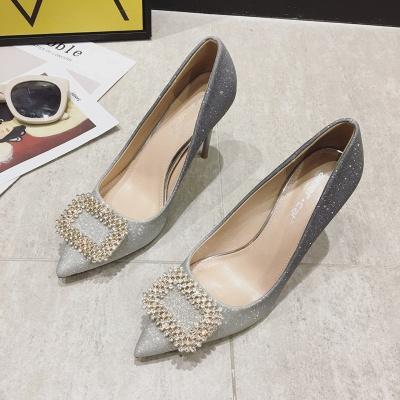 Elegante Stilettos Party Girls Damen Damen High Heel Schuhe_7