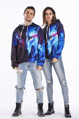 Unisex Realistic 3D Printed Stylish Teens Sweatshirt Hoodie for Men Women_4