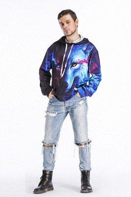 Unisex Realistic 3D Printed Stylish Teens Sweatshirt Hoodie für Männer Frauen