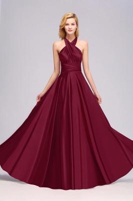Convertible Dress  Bridesmaid Dress Multi-way Twist Wrap Dress_12