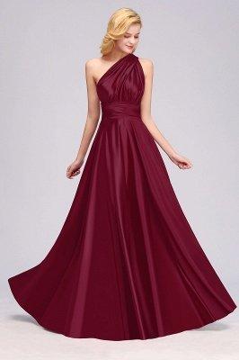 Convertible Dress  Bridesmaid Dress Multi-way Twist Wrap Dress_17
