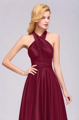 Convertible Dress  Bridesmaid Dress Multi-way Twist Wrap Dress_15