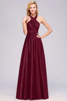 Convertible Dress  Bridesmaid Dress Multi-way Twist Wrap Dress_14