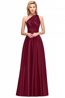Wandelbares Kleid Brautjungfernkleid Multi-way Twist Wickelkleid_1