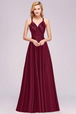Convertible Dress  Bridesmaid Dress Multi-way Twist Wrap Dress_7