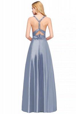 Wandelbares Kleid Brautjungfernkleid Multi-way Twist Wickelkleid_3