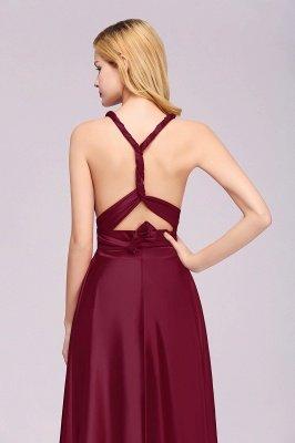 Convertible Dress  Bridesmaid Dress Multi-way Twist Wrap Dress_10