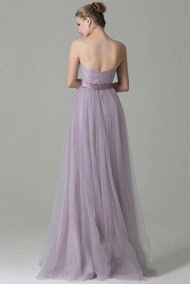 Infinity Dress Convertible Maxi Bridesmaid Dress Chiffon Multi Way Warp Wedding Party Dresses_3