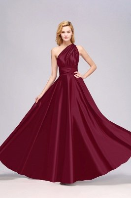 Convertible Dress  Bridesmaid Dress Multi-way Twist Wrap Dress_16