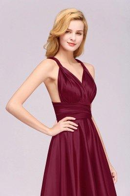 Convertible Dress  Bridesmaid Dress Multi-way Twist Wrap Dress_9