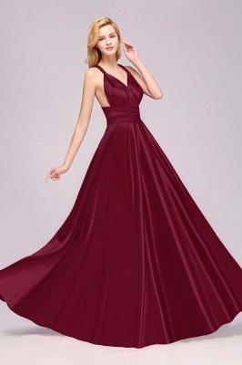 Convertible Dress  Bridesmaid Dress Multi-way Twist Wrap Dress_8
