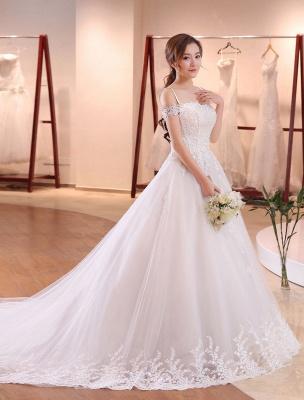 Prinzessin-Hochzeit-Kleider-Off-The-Shoulder-Brautkleid-Träger-Spitze-Applikation-Perlen-Brautkleid-Mit-Langen-Zug_2