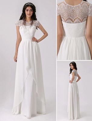 2021 Hochzeitskleid mit Wimpernspitze Mieder_1