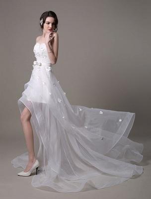 Exklusives Vintage Brautkleid mit Meerjungfrau-Spitze und Hofschleppe_6