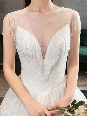 Princess-Wedding-Dresses-Ivory-Illusion-Neck-Beaded-Sleeveless-Floor-Length-Bridal-Gown_6