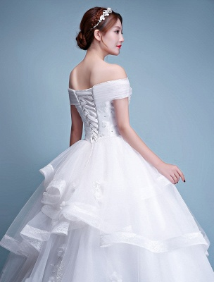 Ballkleid-Brautkleider-Prinzessin-Elfenbein-Schulterfrei-Perlen-Boden-Länge-Brautkleid_6