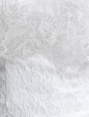 Spitze Sweatheart Trompete/Meerjungfrau-Brautkleid mit Spitzencape Lace_10