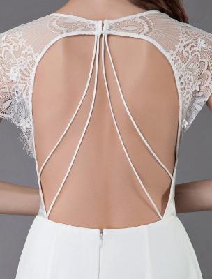 Strand-Hochzeitskleider-Spitze-Satin-A-Linie-Elfenbein-Luxus-Rücken-Kreuz-High-Split-Sommer-Brautkleider-Mit-Zug_10