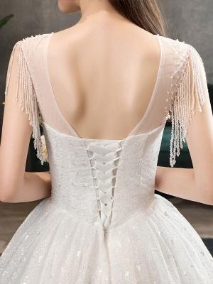 Princess-Wedding-Dresses-Ivory-Illusion-Neck-Beaded-Sleeveless-Floor-Length-Bridal-Gown_7