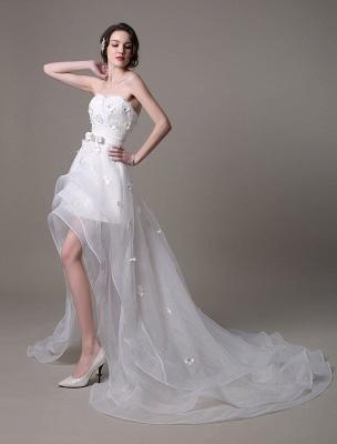 Exklusives Vintage Brautkleid mit Meerjungfrau-Spitze und Hofschleppe_4