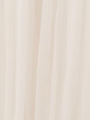 White Bridal Dress A-Line Bateau Natural Waistline Chiffon Back Zipper Floor Length Wedding Dress_4