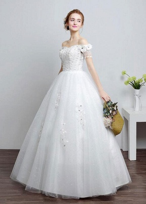 Ivory-Wedding-Dress-Off-The-Shoulder-Lace-Ball-Gown-Beaded-Floor-Length-Bridal-Dress-With-Rhinestone_4
