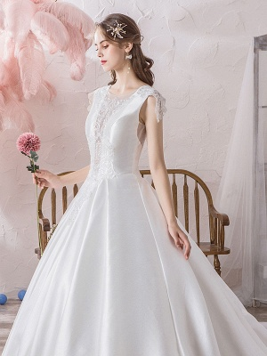 Hochzeitskleid-Prinzessin-Silhouette-Illusion-Ausschnitt-Ärmellos-Natürliche-Taille-Kathedrale-Zug-Brautkleider_6