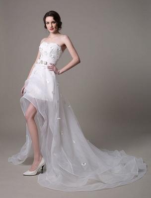 Exklusives Vintage Brautkleid mit Meerjungfrau-Spitze und Hofschleppe_5