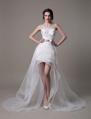 Exklusives Vintage Brautkleid mit Meerjungfrau-Spitze und Hofschleppe_2