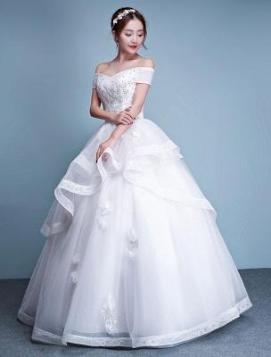 Ballkleid-Brautkleider-Prinzessin-Elfenbein-Schulterfrei-Perlen-Boden-Länge-Brautkleid_3