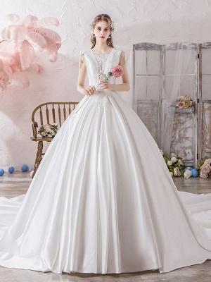 Hochzeitskleid-Prinzessin-Silhouette-Illusion-Ausschnitt-Ärmellos-Natürliche-Taille-Kathedrale-Zug-Brautkleider_1