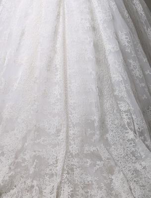 Kate Middleton Royal Wedding Dress Vintage Lace mit V-Ausschnitt und langen Ärmeln Exklusiv_10