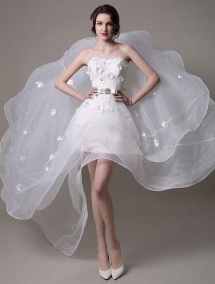 Exklusives Vintage Brautkleid mit Meerjungfrau-Spitze und Hofschleppe_1
