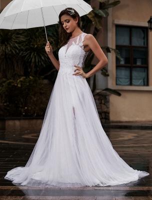 Anpassen-Hochzeitskleid-Spitze-Tüll-A-Linie-Juwel-Ausschnitt-Ärmellos-Natürliche-Taille-Mit-Zug-Brautkleider_3
