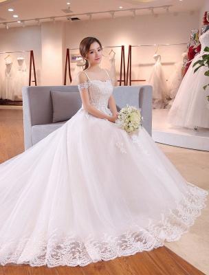 Prinzessin-Hochzeit-Kleider-Off-The-Shoulder-Brautkleid-Träger-Spitze-Applikation-Perlen-Brautkleid-Mit-Langen-Zug_5