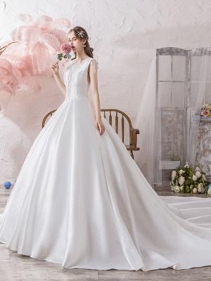 Hochzeitskleid-Prinzessin-Silhouette-Illusion-Ausschnitt-Ärmellos-Natürliche-Taille-Kathedrale-Zug-Brautkleider_3
