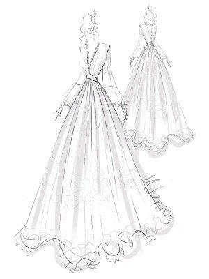 Boho Brautkleider 2021 A Line tiefer V-Ausschnitt Multilayer Lace Chiffon Beach Party Dress Brautkleider_7
