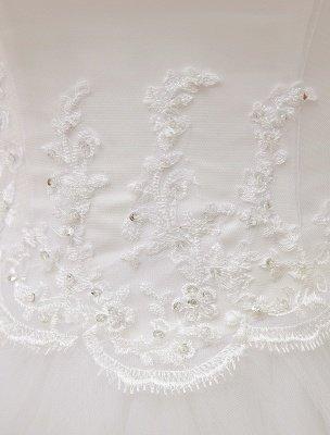 Prinzessin Brautkleider Langarm Brautkleid Spitze Applique Pailletten Perlen Illusion Ballkleid Brautkleid Mit Zug Exklusiv_10